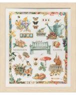 Lanarte borduurpakket 4 Jaargetijden Marjolein Bastin Pn-0007961