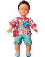 Dress Your Doll Zelf poppenkleren naaien  Felicity Summer holidays
