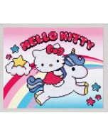 Diamond painting Hello Kitty met eenhoorn pn-0175568