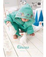 Rico Design borduurboek Baby Circus Nr.144