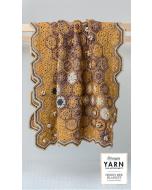 Scheepjes Honingbij zeshoekendeken haken van Stone Washed