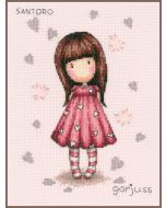 Vervaco borduurpakket  Gorjuss - Santoro London Lillte Love pn-0187909 borduren