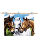 Vervaco knooppakket knoopkleed paarden pn-0155741