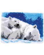 Vervaco knooppakket knoopkleed slapende ijsberen pn-0170803