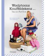Boek Woolytoons knuffeldeken deel 2 van Tessa van Riet-Erns